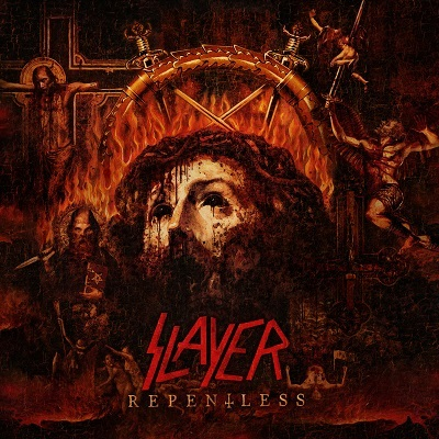 Slayer: Repentless (CD) цена