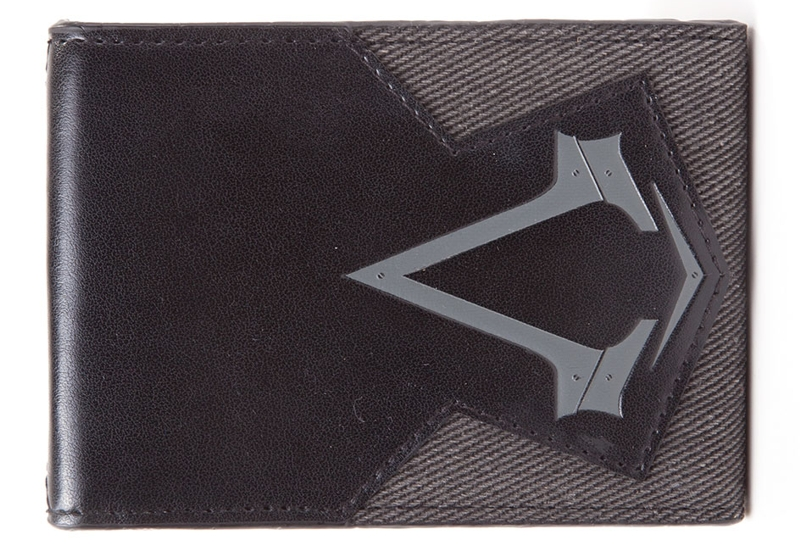 Кошелек Assassin's Creed Syndicate. Bifold Wallet With Logo