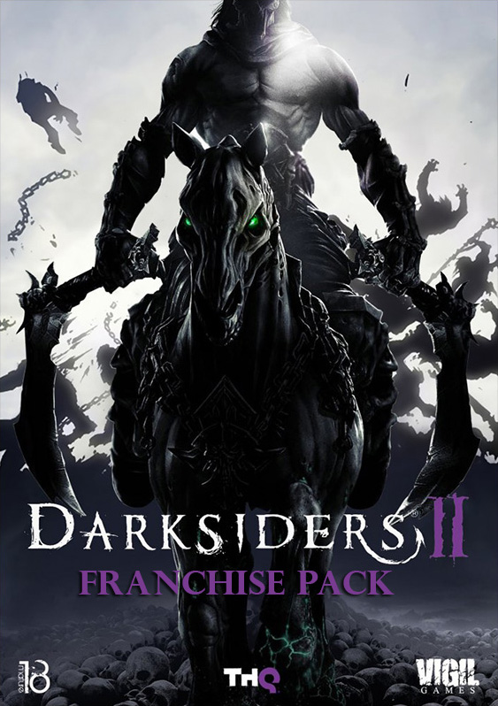 Darksiders. Franchise Pack [PC, Цифровая версия] (Цифровая версия) sacred citadel цифровая версия