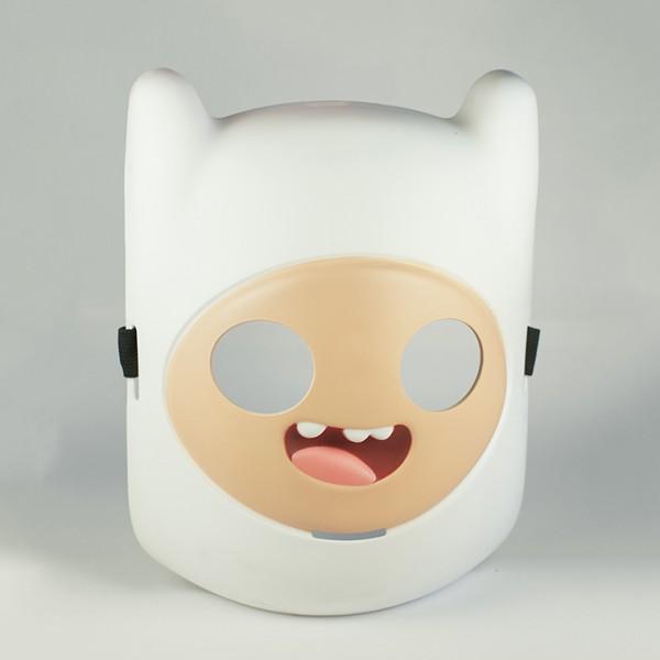 Маска Adventure Time. Finn