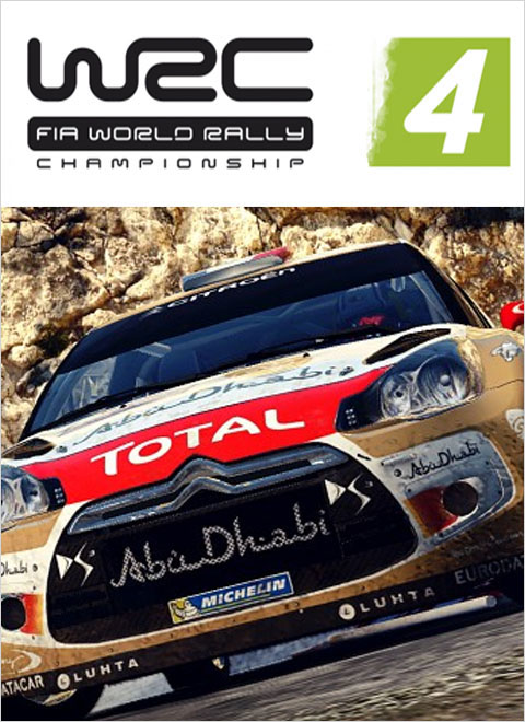 WRC 4  (Цифровая версия) цена 2017