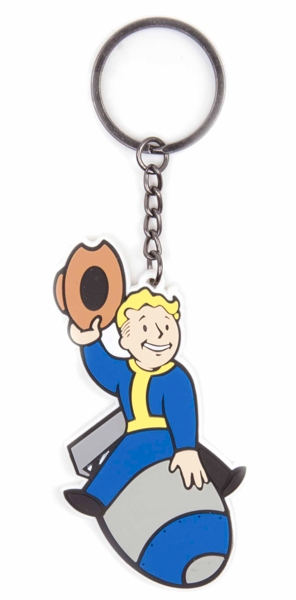 Брелок Fallout 4. Bomber Skill