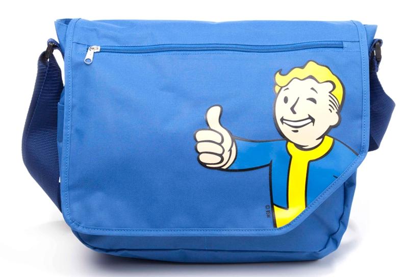 Сумка Fallout 4. Vault BoyСумка Fallout 4. Vault Boy создана по мотивам популярной видеоигры Fallout 4.<br>