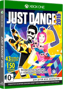 Just Dance 2016. Unlimited [Xbox One] видеоигра для xbox one just dance 2016