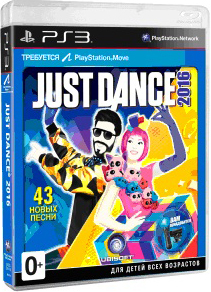 Just Dance 2016 (только для PS Move) [PS3] just dance 2016