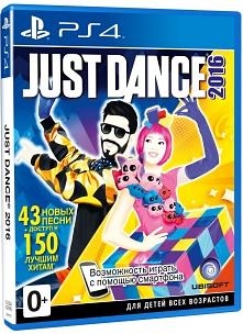 Just Dance 2016. Unlimited [PS4]