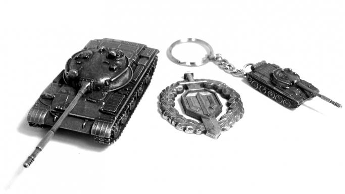 Подарочный набор World of Tanks. Воин от 1С Интерес