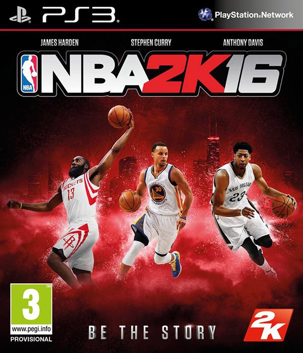 все цены на NBA 2K16 [PS3] онлайн