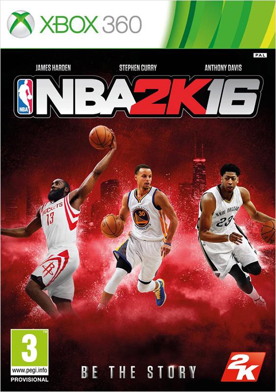 NBA 2K16 [Xbox 360]В игре NBA 2K16 начинается новый сезон легендарной баскетбольной серии NBA 2K! Создайте собственного баскетболиста и помогите ему подняться на вершину спортивного Олимпа.<br>