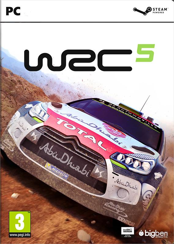 WRC 5  (Цифровая версия)