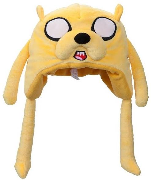 Плюшевая шапка Adventure Time. JakeПлюшевая шапка Adventure Time. Jake создана по мотивам мультсериала Adventure Time (Время Приключений с Финном и Джейком), созданного Пендлетоном Уордом.<br>