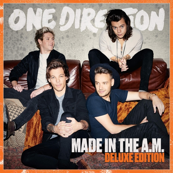 One Direction: Made In The A.M. Deluxe Edition (CD)