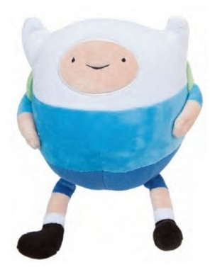 Мягкая игрушка Adventure Time. Шарик Finn (18 см)