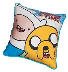 Подушка Adventure Time. Finn &amp; Jake (20 см)Подушка Adventure Time. Finn &amp;amp; Jake создана по мотивам мультсериала Adventure Time (Время Приключений с Финном и Джейком), созданного Пендлетоном Уордом.<br>