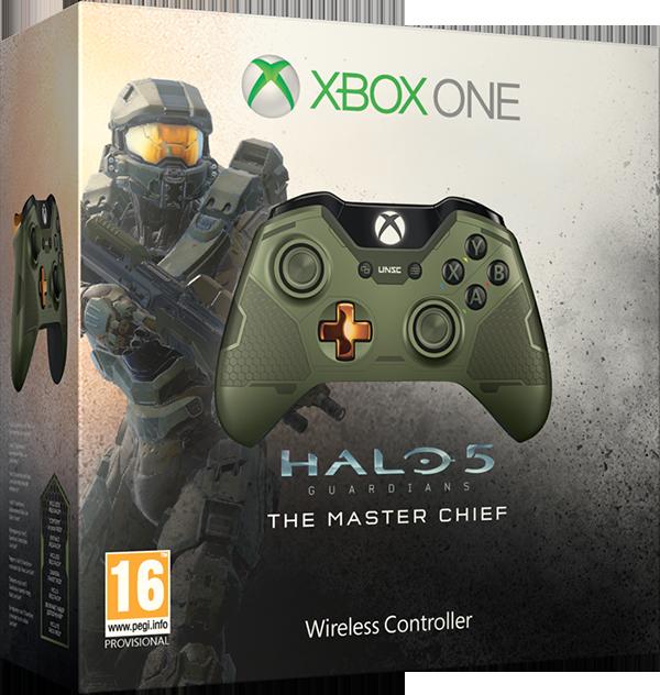 Беспроводной геймпад Halo 5 Guardians. The Master Chief для Xbox OneГерои всегда в строю с беспроводным геймпадом Halo 5 Guardians. The Master Chief для Xbox One. Этот невероятный геймпад, без сомнения, приблизит тебя к вселенной Halo.<br>