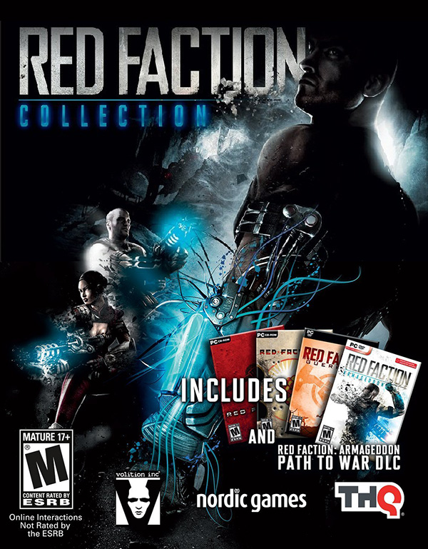 Red Faction. Collection [PC, Цифровая версия] (Цифровая версия) фото