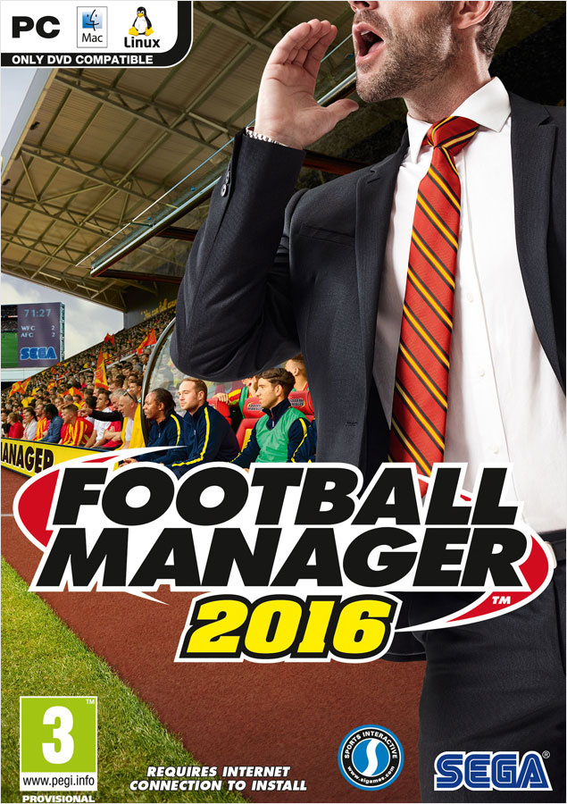 Football Manager 2016 [PC-Jewel]