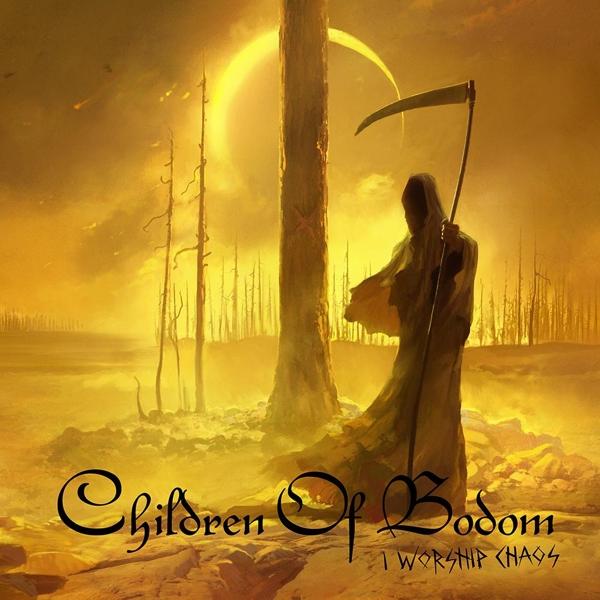 Children Of Bodom: I Worship Chaos (CD)Children Of Bodom. I Worship Chaos – новый, девятый студийный альбом финских модерн-мелодик-дэт-металлистов.<br>