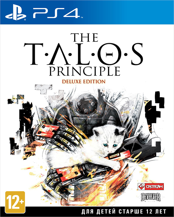 The Talos Principle. Deluxe Edition [PS4]The Talos Principle - это философская головоломка с видом от первого лица от студии Croteam, создателей легендарной серии Serious Sam.<br>