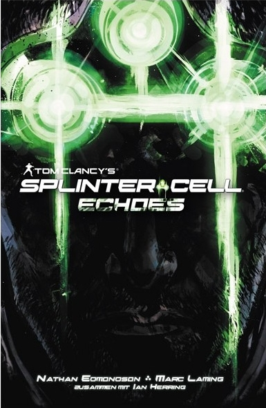 Комикс Splinter Cell: Echoes