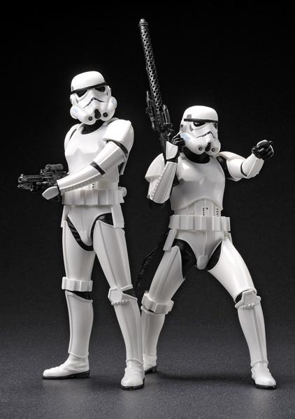 Набор фигурок Star Wars. Stormtrooper (18 см)Набор фигурок Star Wars. Stormtrooper создан по мотивам популярного фильма «Звездные Войны».<br>