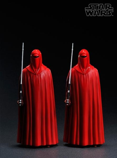 Набор фигурок Star Wars. Royal Guard (18 см)Набор фигурок Star Wars. Royal Guard создан по мотивам популярного фильма «Звездные Войны».<br>