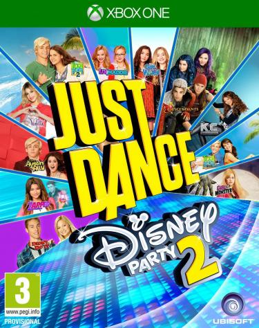 Just Dance. Disney Party 2 [Xbox One] just dance 2016