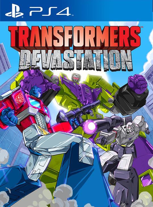 Transformers: Devastation [PS4]