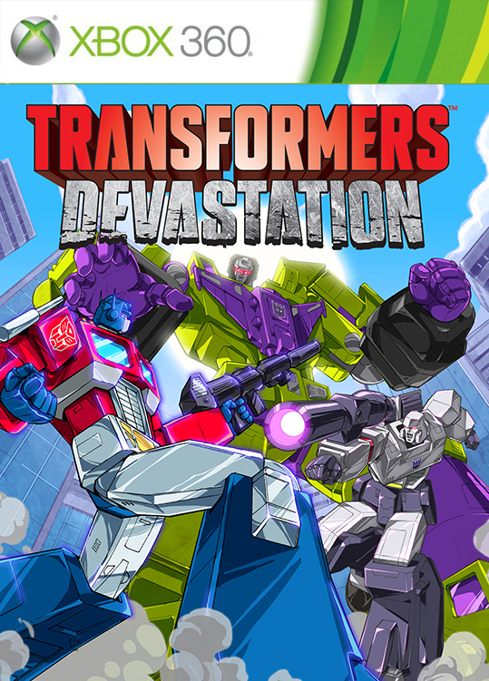 Transformers: Devastation [Xbox 360] от 1С Интерес