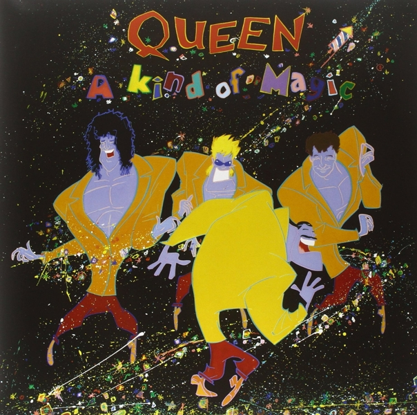 Queen. Kind Of Magic (LP)