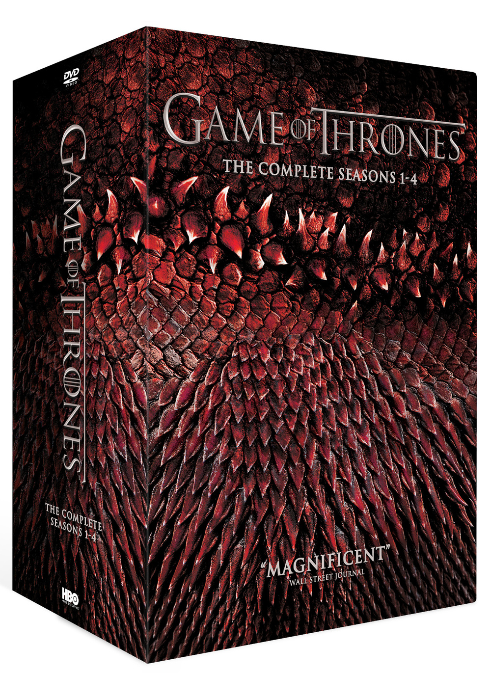 Игра престолов. Сезоны 1–4  (20 DVD) Game of Thrones Season 1 / Game of Thrones Season 2 / Game of Thrones Season 3/ Game of Thrones Season 4