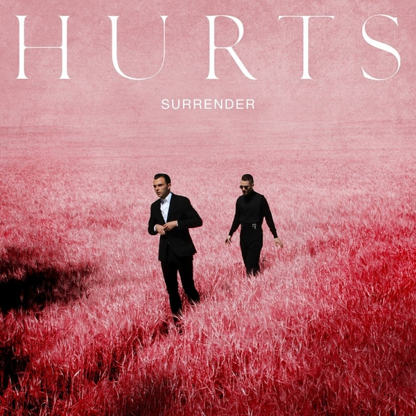 Hurts: Surrender (CD) hurts – desire cd