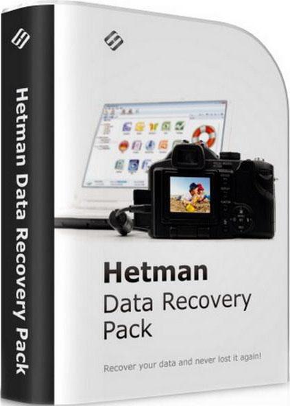 Hetman Data Recovery Pack Коммерческая версия (Цифровая версия)Приобретая программы для восстановления информации пакетом Hetman Data Recovery Pack, вы покупаете восемь продуктов компании по цене одного.<br>