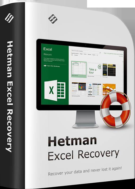 Hetman Excel Recovery Домашняя версия (Цифровая версия)Hetman Excel Recovery – профессиональный инструмент для восстановления электронных таблиц Excel и OpenOffice. Таблицы в форматах XLS, XLSX и ODS могут быть успешно восстановлены с повреждённых и отформатированных накопителей, нестабильно работающих устройств и жёстких дисков с повреждениями файловой системы и системных областей данных.<br>