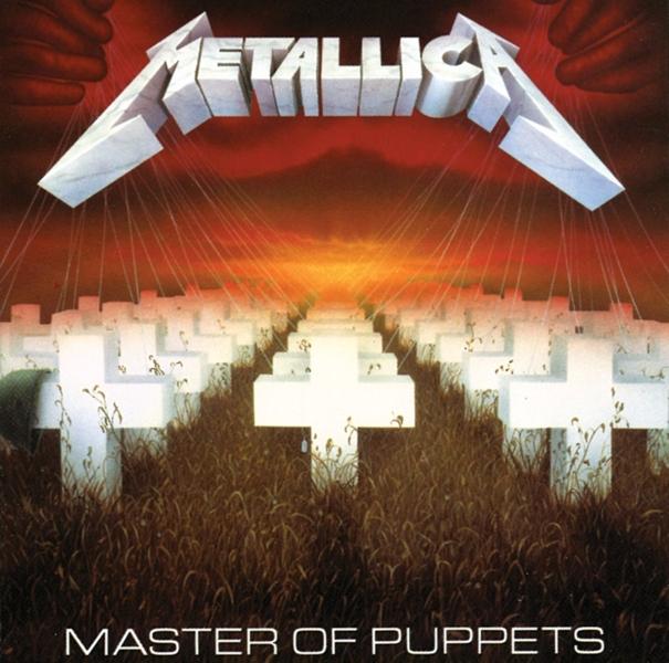 Metallica. Master Of Puppets (LP)