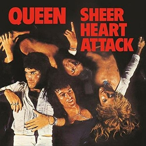 Queen. Sheer Heart Attack (LP) spiegelburg плащ детский garden