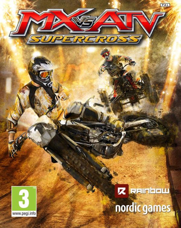 MX vs. ATV Supercross Encore (Цифровая версия)Примите участие в состязании против 40 официальных гонщиков в игре MX vs. ATV Supercross Encore, первым придите на финишную линию 17 треков.<br>