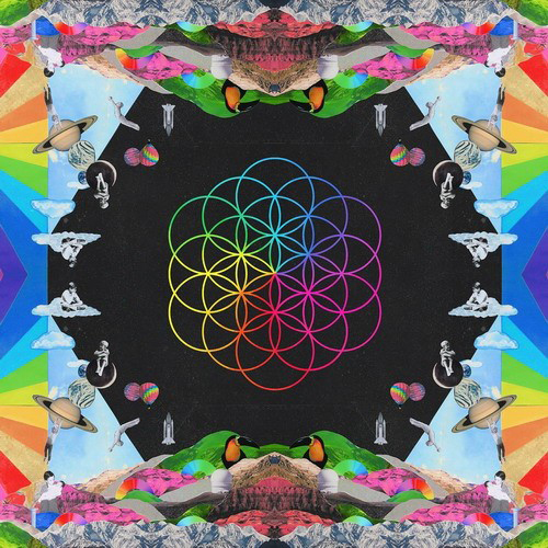 Coldplay. A Head Full Of Dreams  (2 LP) coldplay a head full of dreams 2 lp