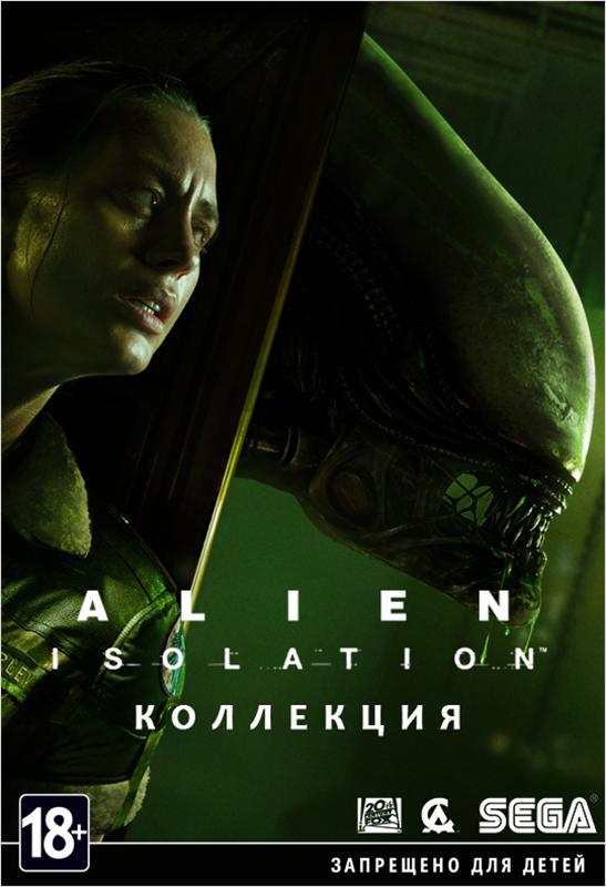 Alien: Isolation. Коллекция [PC, Цифровая версия] (Цифровая версия) видеоигра для xbox one alien isolation