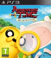 Adventure Time: Finn and Jake Investigations [PS3]