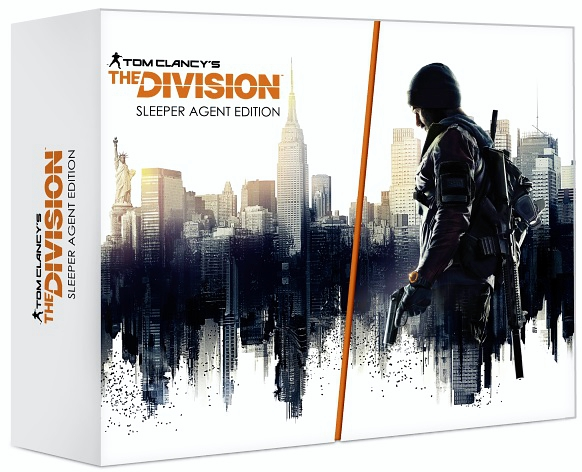 Tom Clancy's The Division. Sleeper Agent Edition [Xbox One]