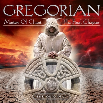 Gregorian: Masters Of Chant X The Final Chapter (CD) cd диск iron maiden the final frontier 1 cd