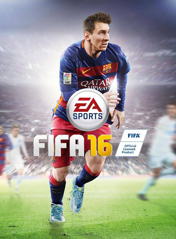 FIFA 16  (Цифровая версия)