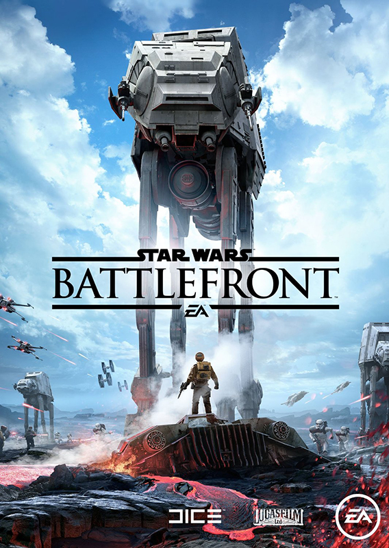 Star Wars: Battlefront  (Цифровая версия) медиа star wars battlefront