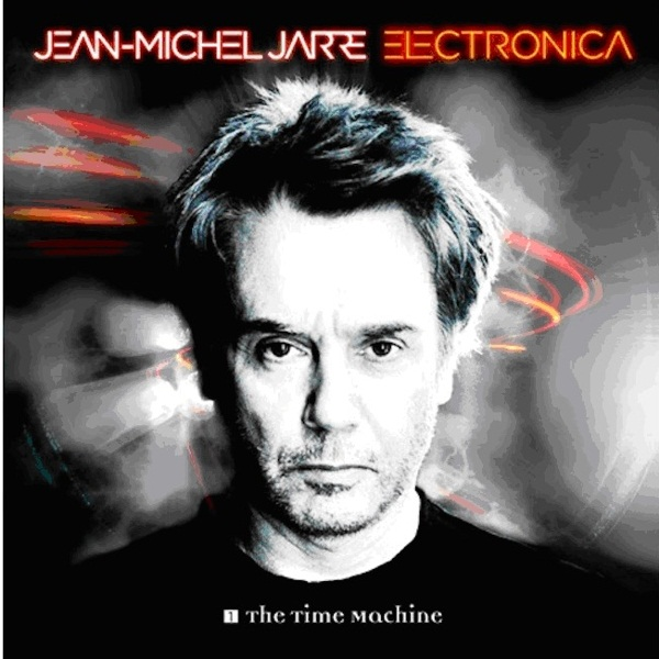 Jean Michel Jarre: Electronika 1 – The Time Machine (CD) rollercoasters the time machine