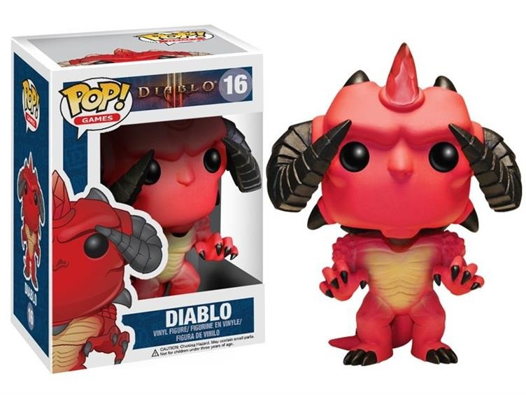 Фигурка Diablo. POP Games (10 см) diablo 3 ключ 900