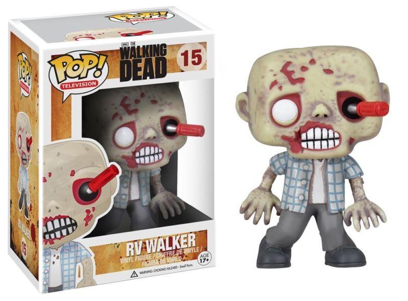 Фигурка Walking Dead. RV Walker Zombie. POP TV (10 см) - FunkoПредставляем вашему вниманию фигурку Walking Dead. RV Walker Zombie. POP TV, созданную по мотивам популярного телесериала.<br>