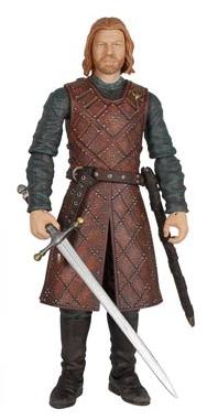 Фигурка Game Of Thrones. Ned Stark Legacy Action (15 см)Представляем вашему вниманию фигурку Game Of Thrones. Ned Stark Legacy Action, созданную по мотивам популярного сериала.<br>
