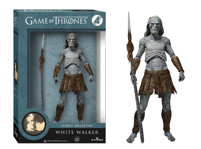 Фигурка Game Of Thrones. White Walker Legacy Action (15 см)