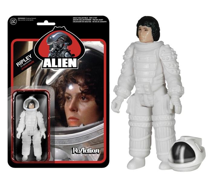 Фигурка Alien. Spacesuit Ripley Reaction (10 см)